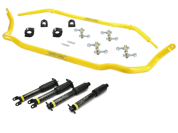AFE: Control Johnny O'Connell Stage 1 Suspension Performance Package Chevrolet Corvette (C5/C6) 97-13