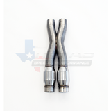 "Texas Speed: 2"" Headers & X-Pipe  [CTS V gen 2, LSA]"