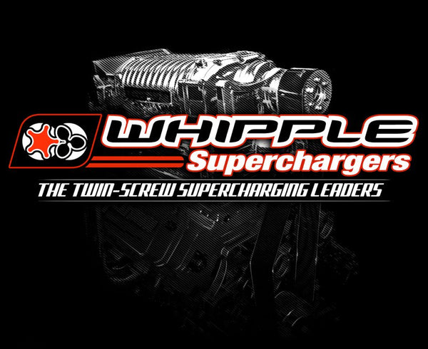 WHIPPLE: 2014-2017 CHEVY SS 10-Rib Belt System