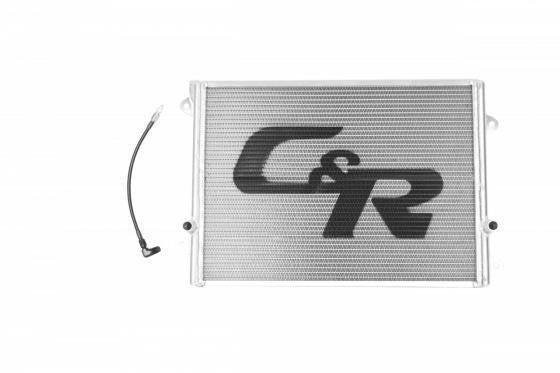 C&R: Heat Exchanger  [CTS V gen 2, LSA]