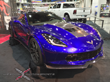 WEAPON-X: WEAPON7 Aero Kit  [C7 Corvette Stingray, Z51]