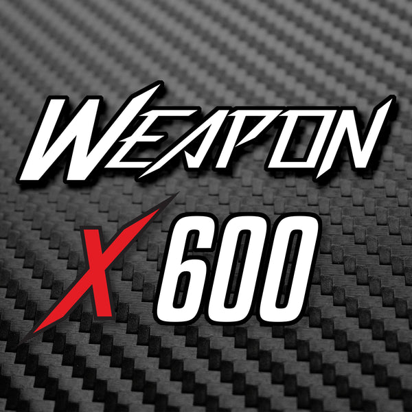 WEAPON-X600: Stage 2 Package [ATS V gen 1, LF4]