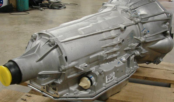WEAPON-X: Built 6L90 Transmission  [CTS V Camaro Corvette G8 SS]