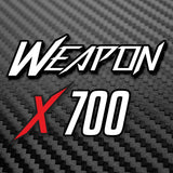 "WEAPON-X700: ""10s Club"" (Stage 3 Package)"