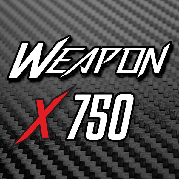 WEAPON-X.750 (Stage 2)  [Camaro ZL1 gen 6, LT4]