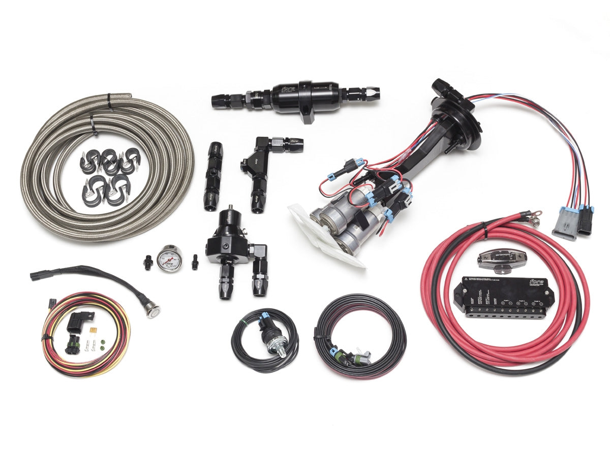 2014+ C7 Corvette (LT1) Fuel Components – WEAPON-X Motorsports
