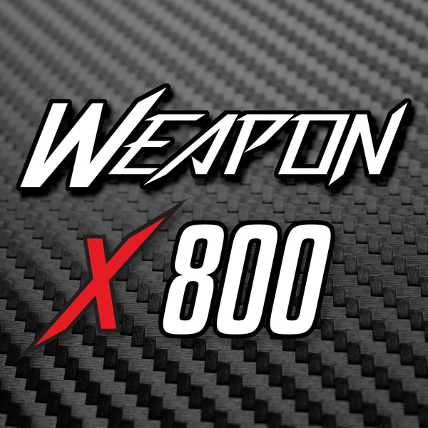 WEAPON-X.800 (Stage 4)  [Camaro ZL1 gen 6, LT4]