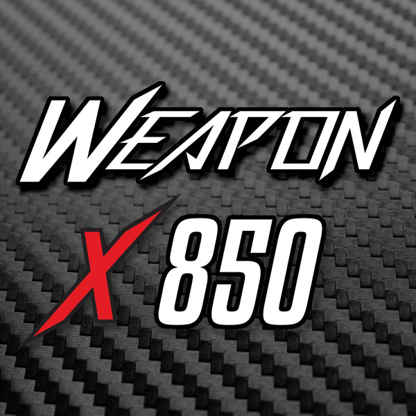 WEAPON-X.850 (Stage 5)  [Camaro ZL1 gen 6, LT4]