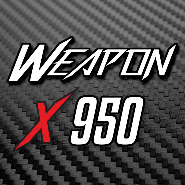 WEAPON-X.950 (Stage 4)  [C7 Corvette ZR1, LT5]