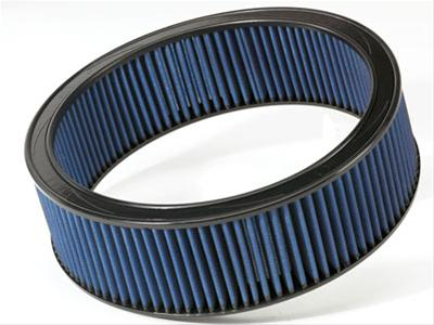 AFE: Round Racing Air Filter w/Pro 5R Filter Media 14 OD x 12 ID x 3 H in