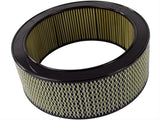 AFE: Round Racing Air Filter w/Pro GUARD7 Filter Media 14 OD x 11 ID x 5 H in E/M