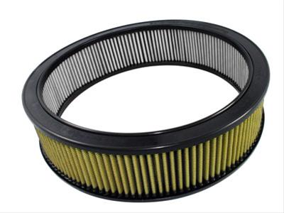 AFE: Round Racing Air Filter w/Pro GUARD7 Filter Media 17.13 OD x 14.50 ID x 4 H in