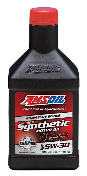 AMSOIL: Synthetic 5w-30 Oil and Filter  [C7 Corvette, Z06, LT1 LT4]