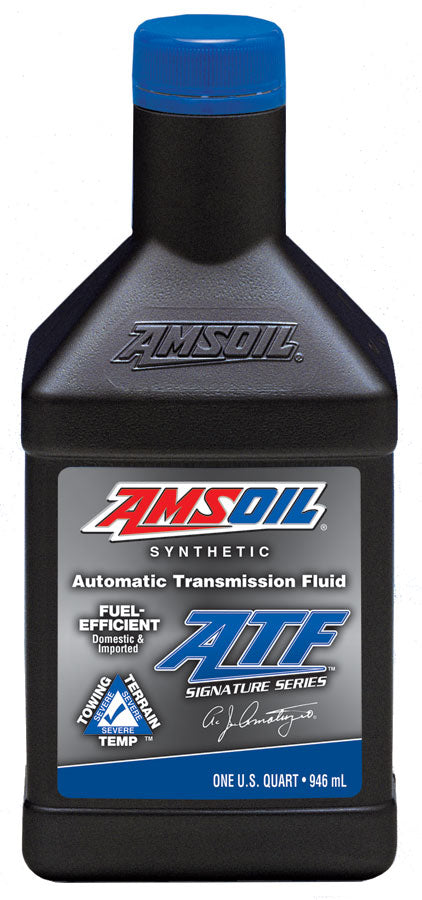 AMSOIL: ATF Synthetic Automatic Transmission Fluid [C7 Corvette, Z06, LT1  LT4]