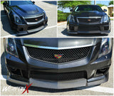 WEAPON-X:  AIR-FLOW Splitter  [CTS V gen 2, LSA]