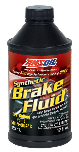 AMSOIL: Manual Clutch and Brake Fluid