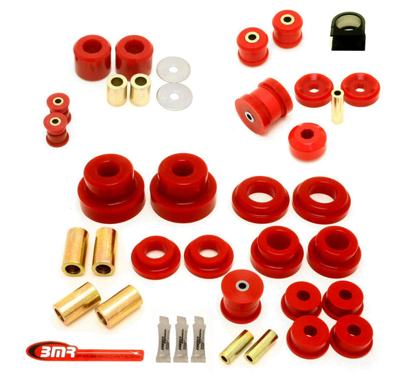 BMR: 2010-2015 Chevrolet Camaro Total suspension bushing kit, pro version (BK030,021,022)