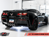 AWE: 2014-20 Chevrolet C7 Corvette Stingray|Z51|Grand Sport - Track Edition Valveback Exhaust