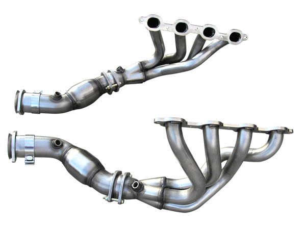 American Racing: Mid Length Headers [Corvette GS Z06 ZR1, LT1 LT4 LT5]