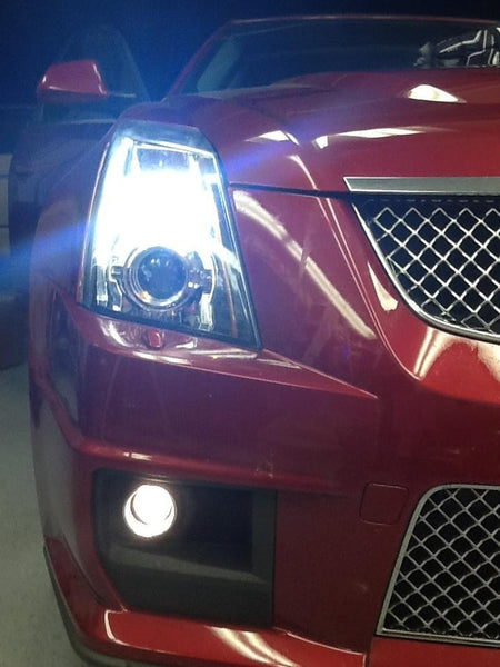 LED Daytime Running Lights (DRL)  [CTS V gen 2, LSA]