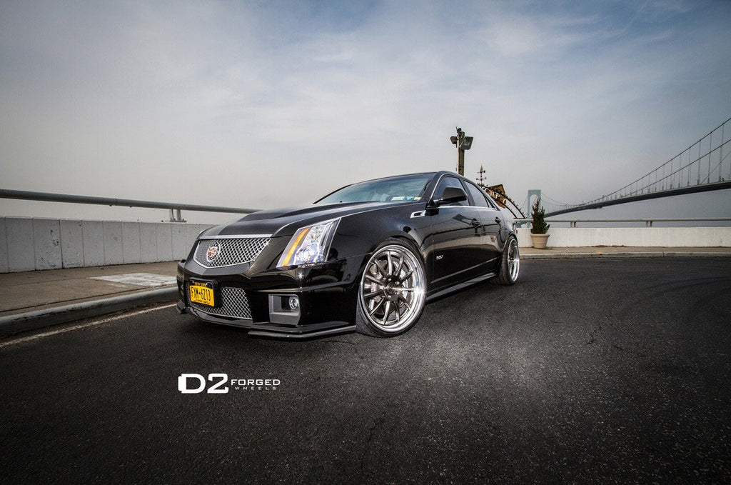 D2 Forged Wheels Weapon X Motorsports