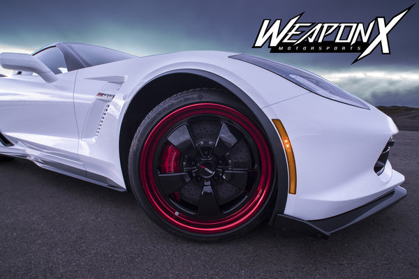 Forgeline: CR3 Wheels