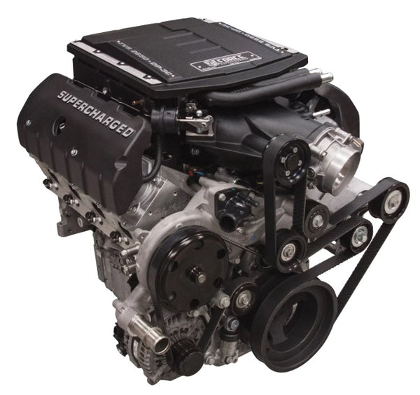 Edelbrock: E Force 2650 Supercharger  [Camaro Corvette CTS V, LT1 LT4]