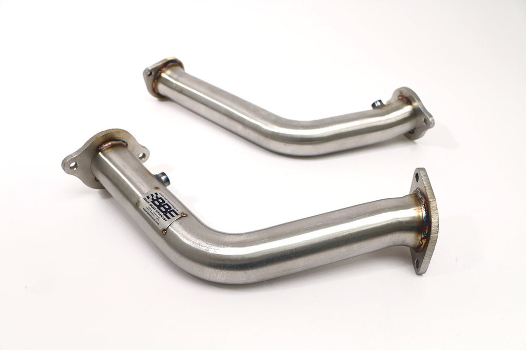Weapon X Motorsports Billy Boat Cat Delete Test Pipes