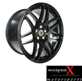 WEAPON-X:  WEAPON7 Street Kit  [C7 Corvette Stingray]
