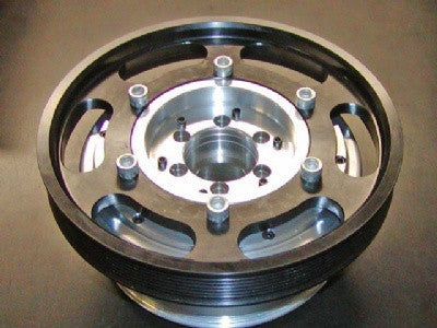 Used Cadillac Ats >> WEAPON-X Motorsports — Metco: Lower Crank Pulley Ring [CTS ...
