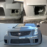 Fog Light Kit (WIDE EYE) - Carbon Fiber - Coupe, Sedan, Wagon