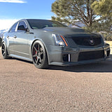 WEAPON-X: Wide Eye Fog Light Kit - Carbon Fiber  [CTS V gen 2, LSA]