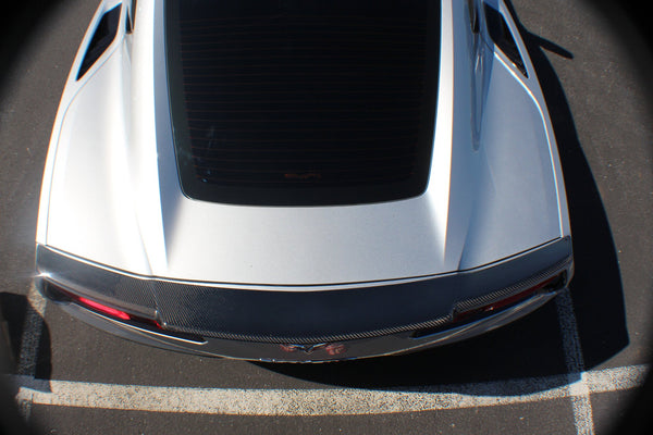 WEAPON-X: WEAPON7 Spoiler Wing  [C7 Corvette Stingray]