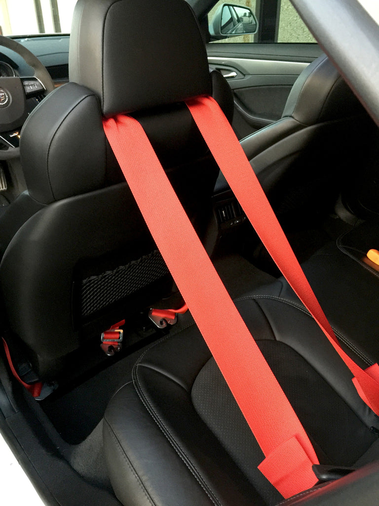 WEAPON-X: Racing Harness Seat cket [CTS V gen 2, LSA] – WEAPON-X
