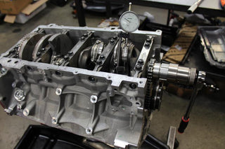 WEAPON-X: LT1 LT4 LT5 Forged Short Block 378 to 454 Cubic Inch (Optional  Sleeving)
