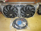 ZL1 Dual Fan Heat Exchanger