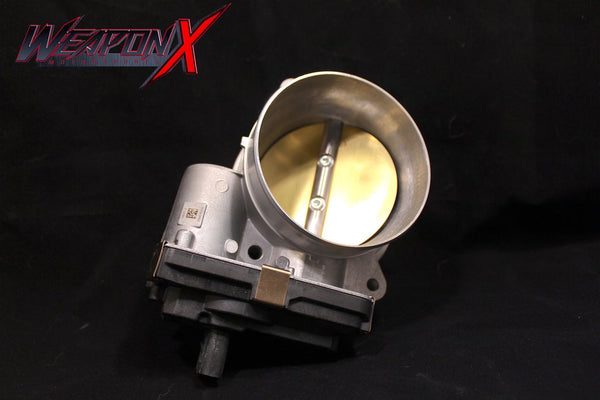 WEAPON-X: LSA LS9 87mm Ported Throttle Body  [Camaro Corvette CTS V]