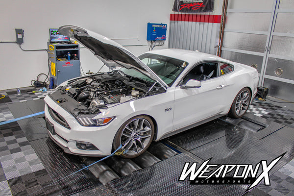 Procharger Kit (High Output & Stage II 2 Intercooled Supercharger Kits) - 2015-2016 Mustang GT