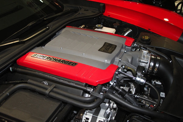Edelbrock: E Force 2.3L Supercharger  [C7 Corvette, Z06, LT1 LT4]