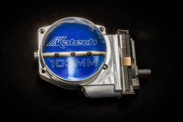 Katech: 103 Throttle Body  [Corvette Camaro SS ZL1 CTS V, LT1 LT4]