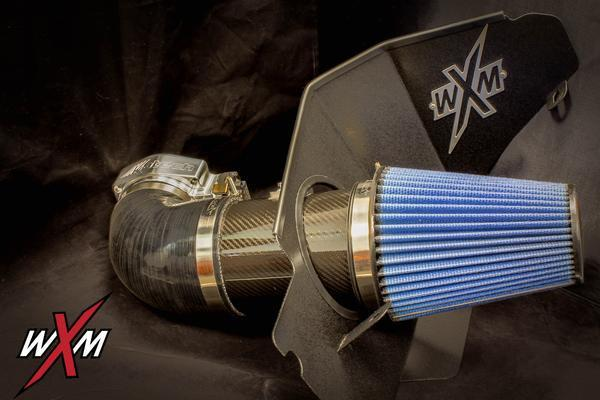 WEAPON-X: High Flow Dual Cone Air Filter  [Camaro, CTS V, LSA LT4]