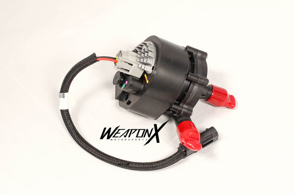 WEAPON-X: High Flow Heat Exchanger Pump kit  [CTS V Camaro ZL1, LSA]