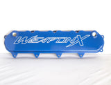 WEAPON-X: LS Billet Valve Covers  [Camaro Corvette CTS V G8 SS]