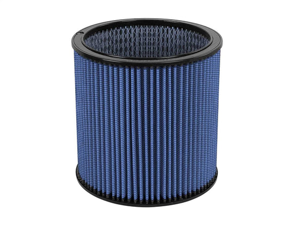 AFE: Round Racing Air Filter w/Pro 5R Filter Media - 9 OD x 7.50 ID x 9 H in E/M