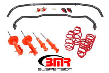 BMR: 2013-2015 Chevrolet Camaro Koni handling performance package, orange (Level 2)