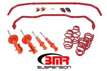 BMR: 2013-2015 Chevrolet Camaro Koni handling performance package, orange (Level 2) (Red)