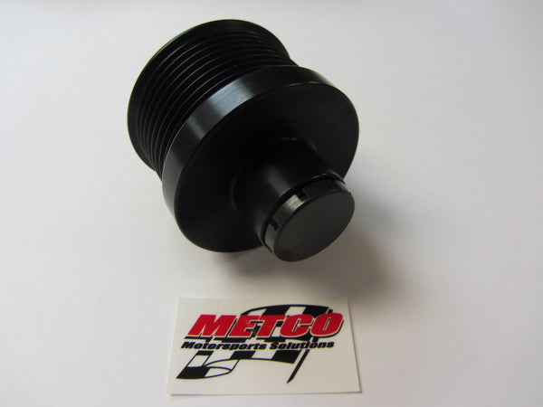 Metco: Interchangeable Upper Pulley Kit [CTS V, Camaro ZL1, LSA]