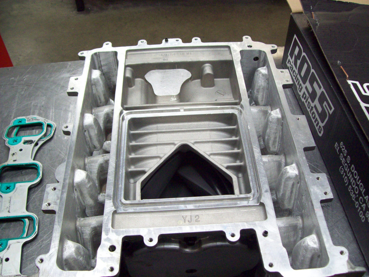 WEAPON-X: Ported Eaton 1 9L Supercharger [CTS V, Camaro ZL1, LSA]