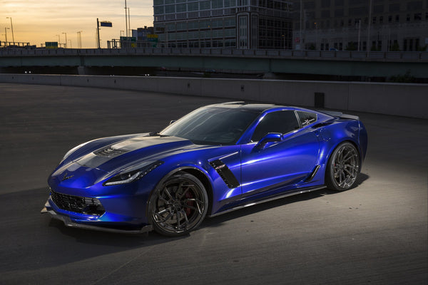 WEAPON-X:  Wide Body  [C7 Corvette Stingray, LT1]