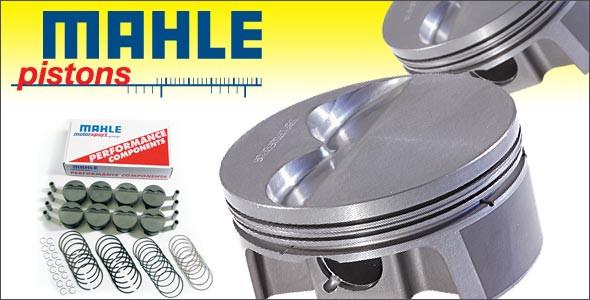 Mahle: Forged Pistons 4.070